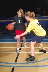 Basketball Layup Drills