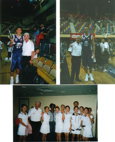 Hong Kong Basketball