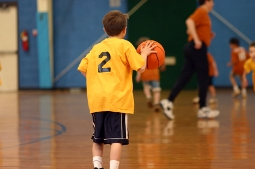 Coaching Kids Basketball