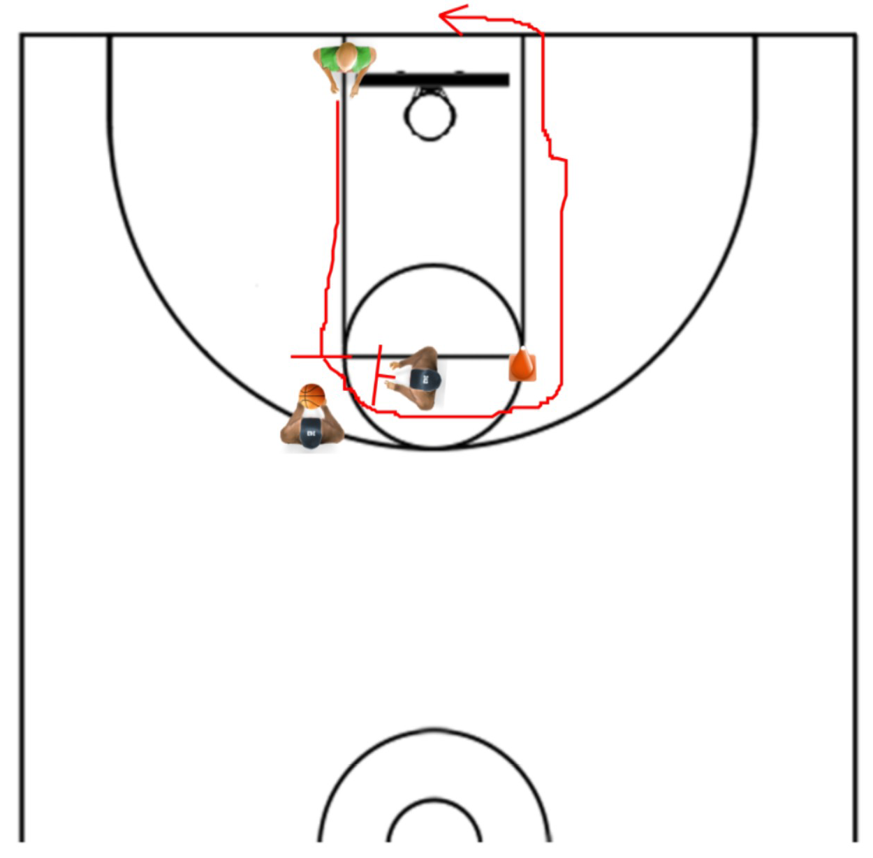 basketball drills Become a more complete player with ball handling, shooting, passing, rebounding and finishing drills from stack expert kyle ohman.