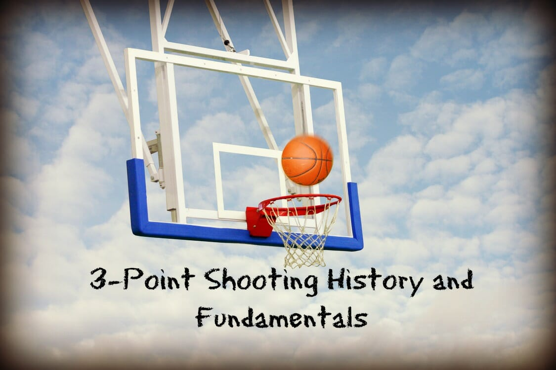 Basketball Practice: 3-Point Shooting History and Fundamentals