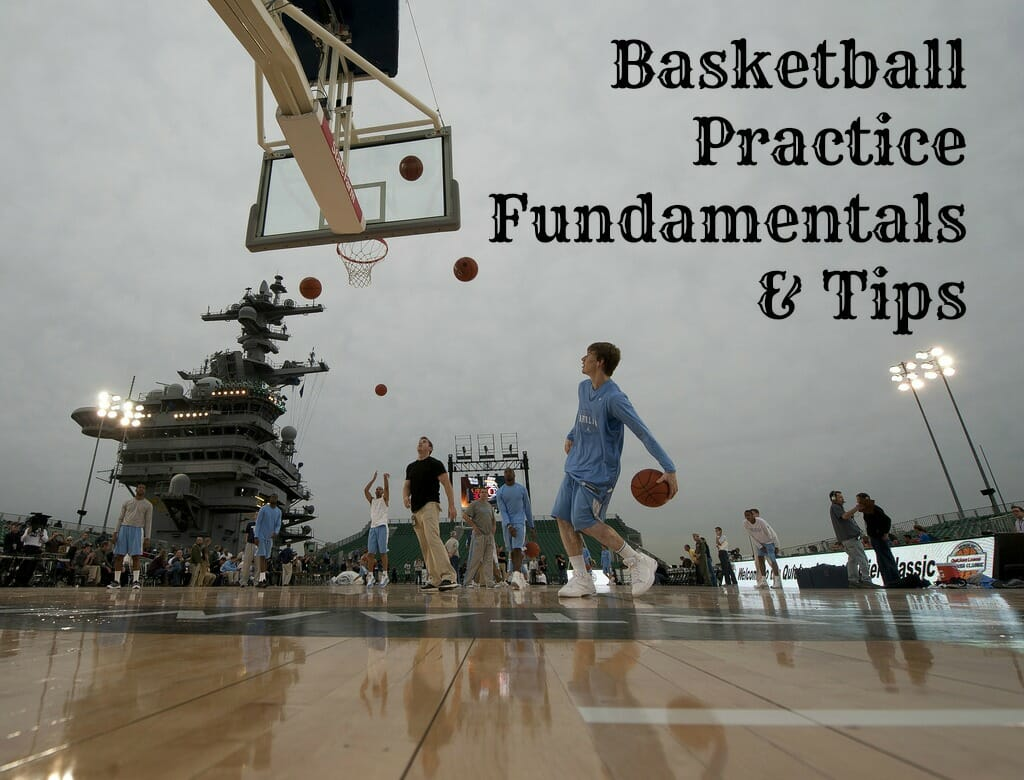 Several Tips for Planning an Awesome Basketball Practice