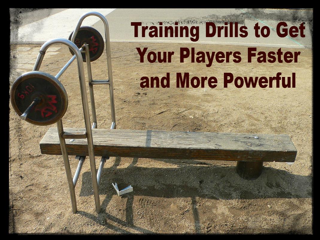 training drills