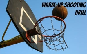 basketball drill for shooting