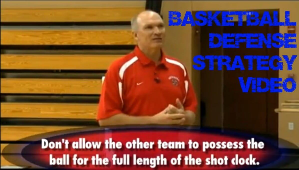 basketball defense video