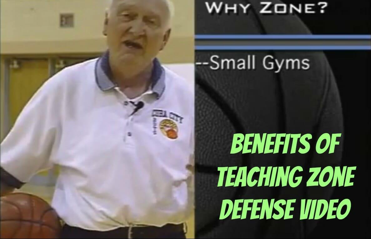 basketball practice zone defense
