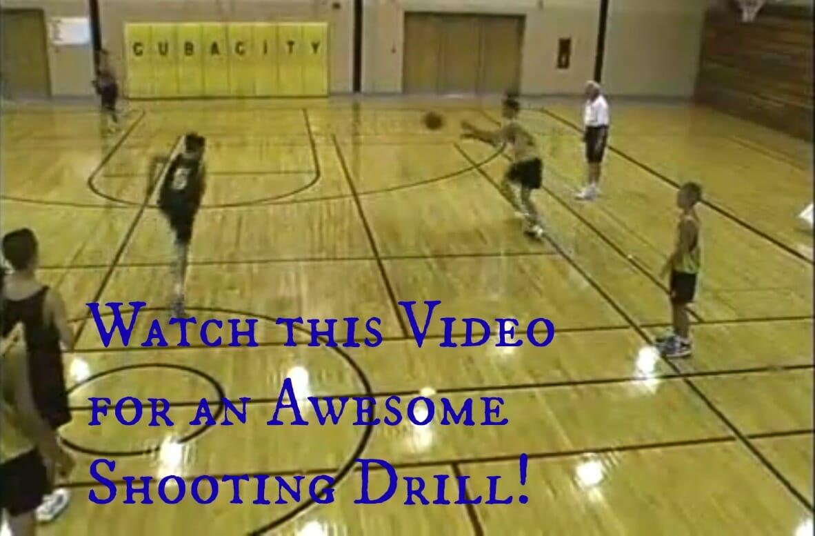 Fun Shooting Drill Shooting Tips