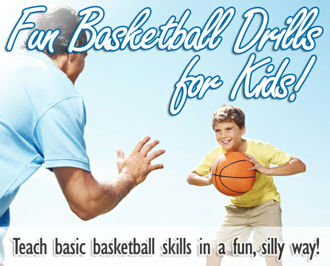 fun basketball drills