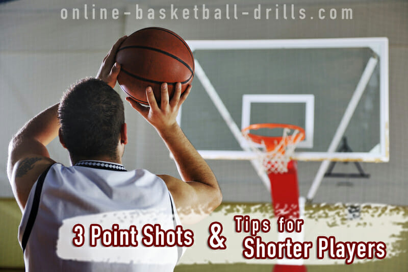 Shooting Drills Tips for Short Players