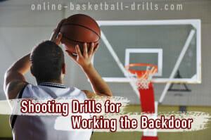 shooting drills backdoor