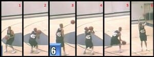 3 point shooting drill 1