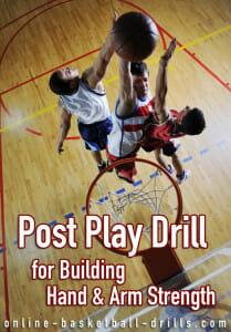 post play drill