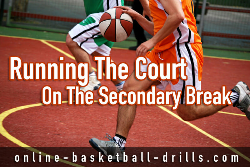 secondary break