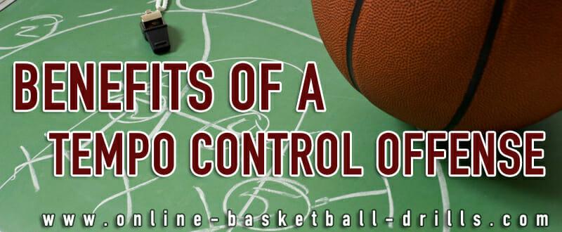 tempo control offense