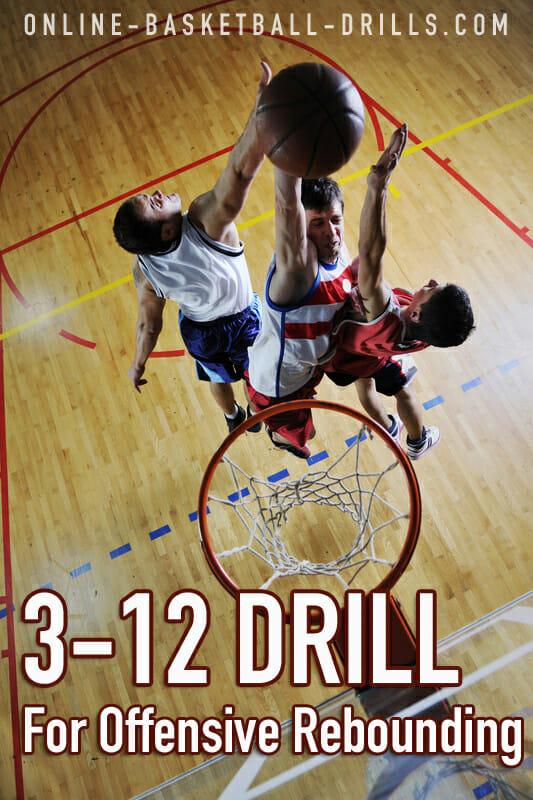 3-12 drill offensive rebounding