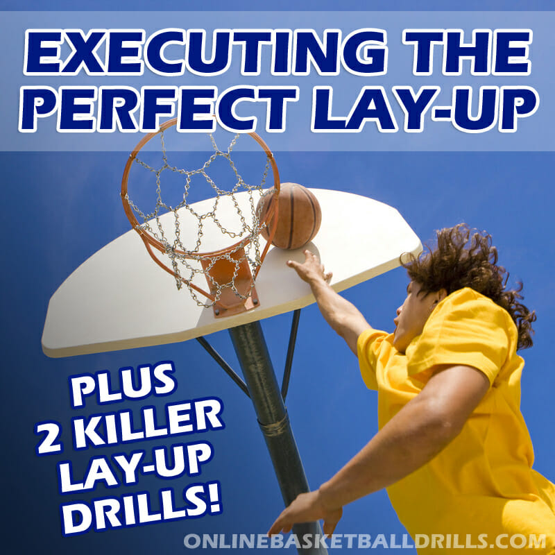 LAY-UP DRILL SET