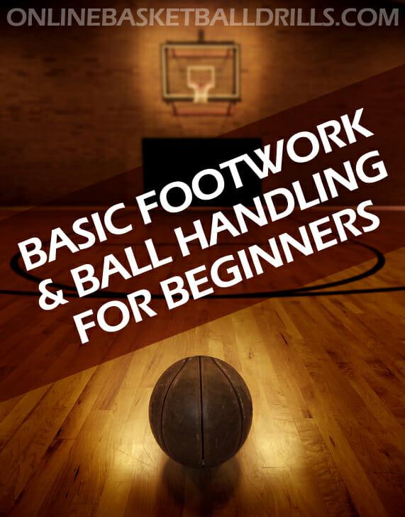 beginner basketball drills