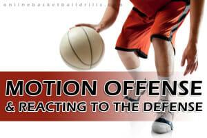 reacting to defense