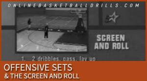 SCREEN AND ROLL