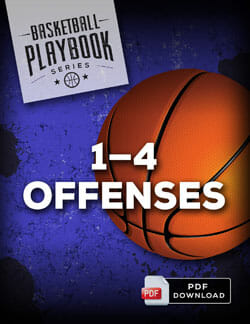 1-4 basketball playbooks