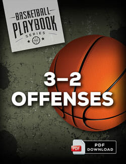 3 out 2 in basketball playbook
