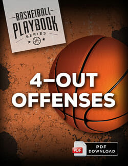4 out basketball playbook