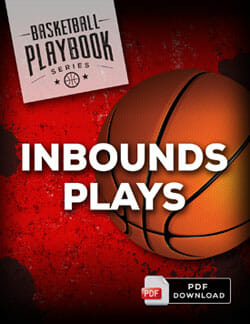 basketball inbounds plays playbook