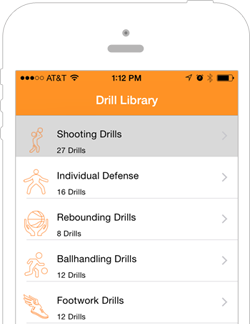 basketball drills app
