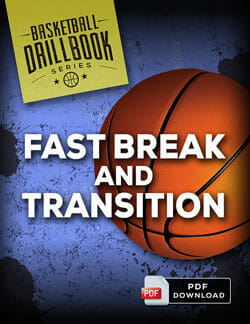transition basketball playbook