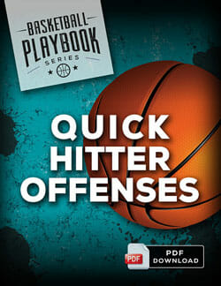quick hitter basketball offenses