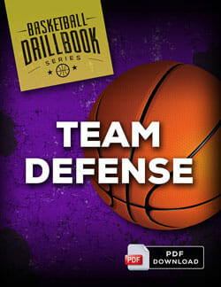 team defense basketballl practice drills