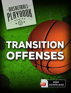 transition basketball playbook