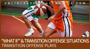 what if transition offense