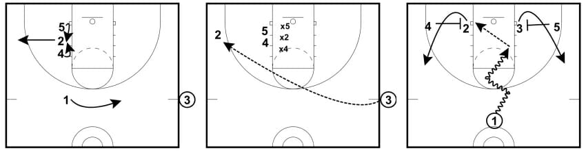 last second play shooting play
